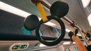 Disneyland metro line, Hong Kong
