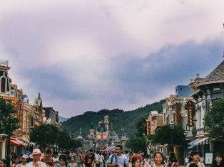 Disneyland, Hong Kong