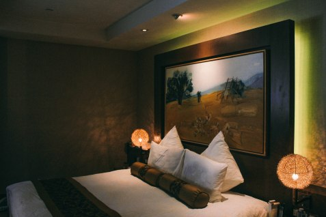 room at Pudi Boutique Hotel